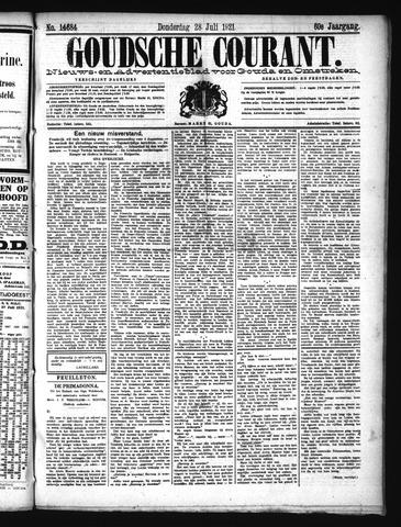 Goudsche Courant 1921-07-28