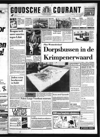Goudsche Courant 1986-01-07