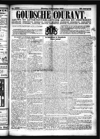 Goudsche Courant 1926-11-09