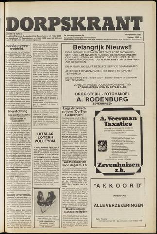 Dorpskrant 1982-09-17