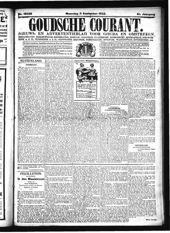 Goudsche Courant 1922-09-11