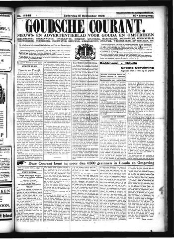 Goudsche Courant 1928-12-15