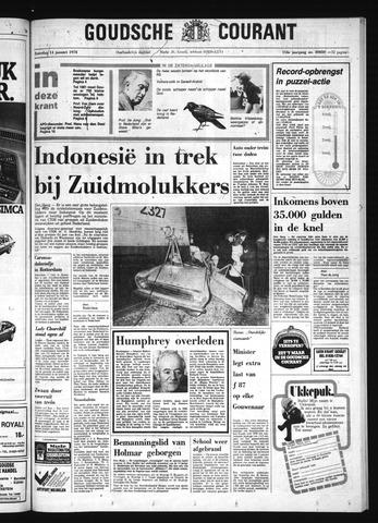Goudsche Courant 1978-01-14