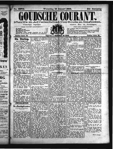 Goudsche Courant 1916-01-12