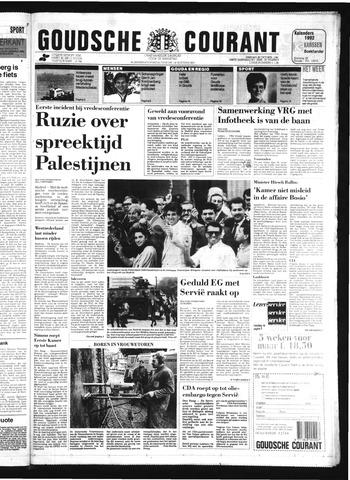 Goudsche Courant 1991-10-29
