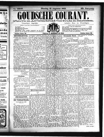 Goudsche Courant 1913-08-12