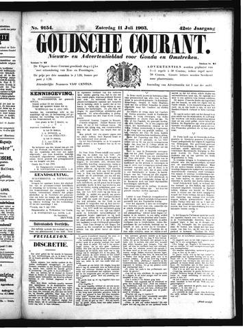 Goudsche Courant 1903-07-11