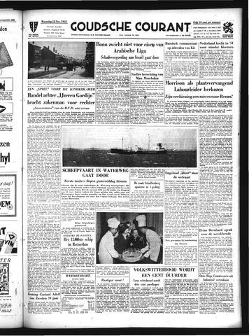 Goudsche Courant 1952-11-12
