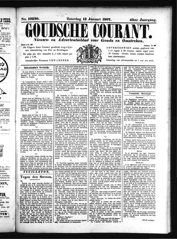 Goudsche Courant 1907-01-12