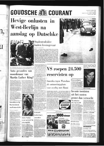 Goudsche Courant 1968-04-12