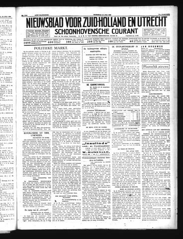 Schoonhovensche Courant 1939-07-12