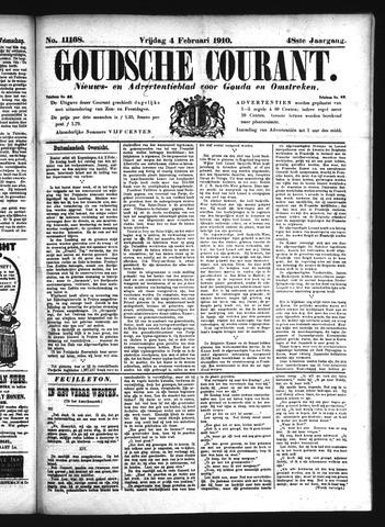 Goudsche Courant 1910-02-04