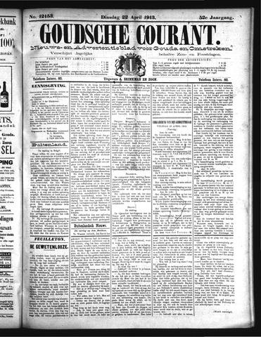 Goudsche Courant 1913-04-22
