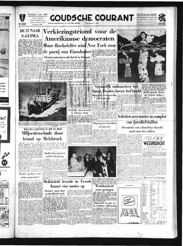 Goudsche Courant 1958-11-05