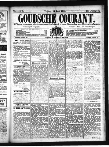 Goudsche Courant 1911-06-16