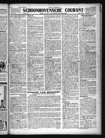 Schoonhovensche Courant 1943-09-17