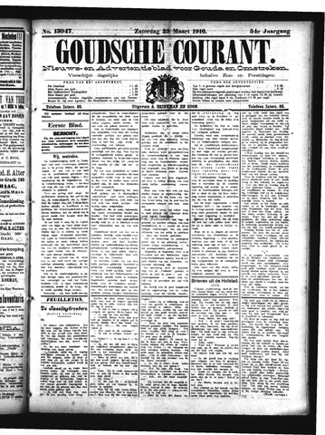 Goudsche Courant 1916-03-25
