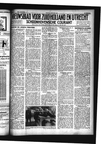 Schoonhovensche Courant 1942-09-04