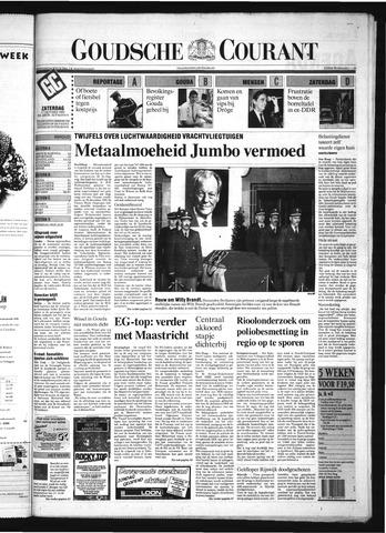 Goudsche Courant 1992-10-17