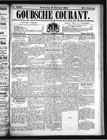 Goudsche Courant 1914-02-12