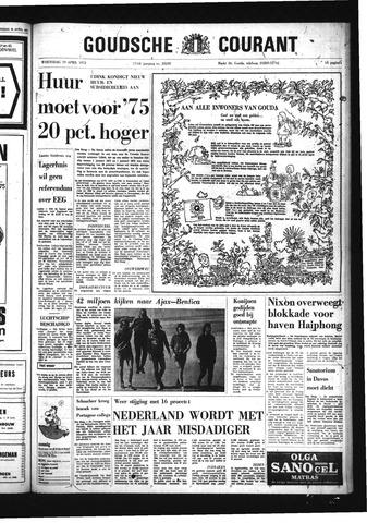 Goudsche Courant 1972-04-19