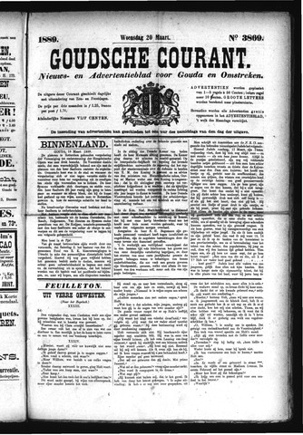 Goudsche Courant 1889-03-20