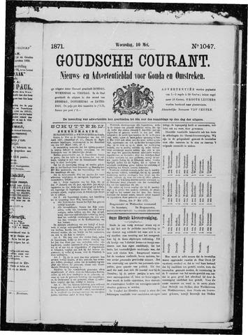 Goudsche Courant 1871-05-10