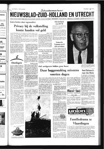 Schoonhovensche Courant 1971-04-07