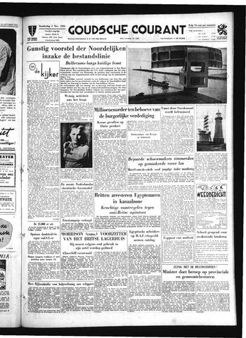 Goudsche Courant 1951-11-01