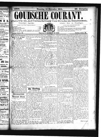 Goudsche Courant 1914-12-14