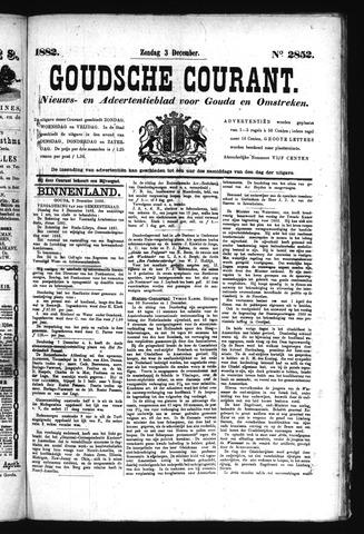 Goudsche Courant 1882-12-03