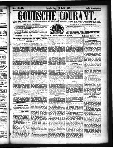 Goudsche Courant 1917-07-19