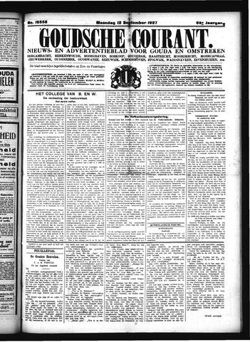 Goudsche Courant 1927-09-12