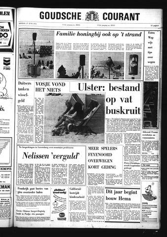 Goudsche Courant 1972-06-27