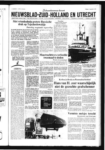 Schoonhovensche Courant 1968-08-02