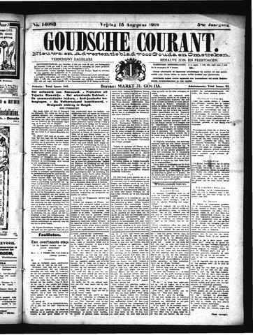 Goudsche Courant 1919-08-15