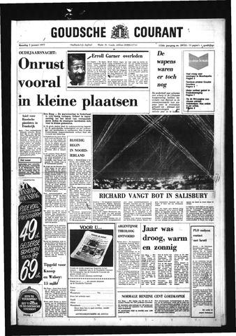 Goudsche Courant 1977-01-03
