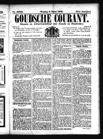 Goudsche Courant 1909-03-09