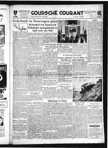 Goudsche Courant 1951-03-30