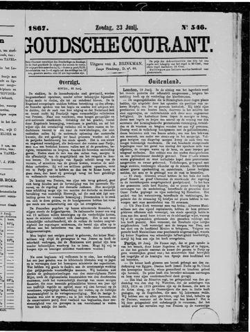 Goudsche Courant 1867-06-23