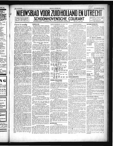 Schoonhovensche Courant 1947-01-24