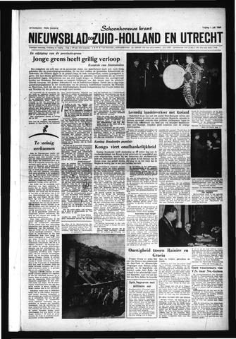 Schoonhovensche Courant 1960-07-01
