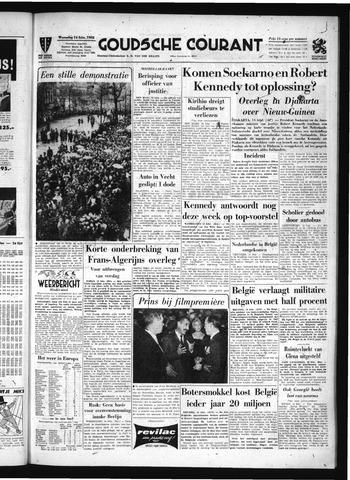 Goudsche Courant 1962-02-14