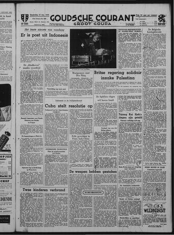 Goudsche Courant 1949-01-13
