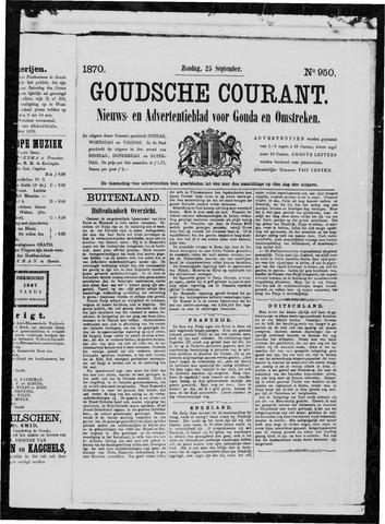 Goudsche Courant 1870-09-25