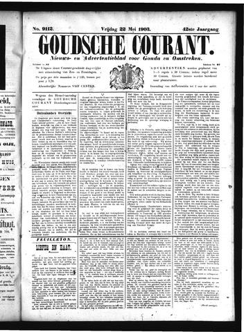 Goudsche Courant 1903-05-22