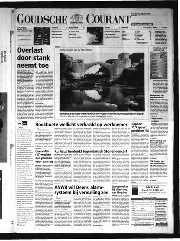 Goudsche Courant 2004-07-22