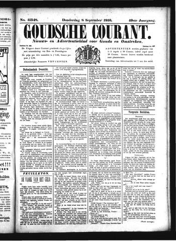 Goudsche Courant 1910-09-08