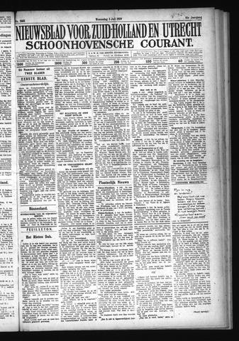 Schoonhovensche Courant 1929-07-03