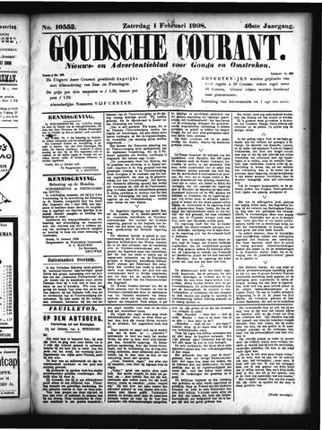 Goudsche Courant 1908-02-01